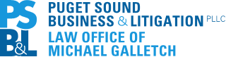Puget Sound Business and Litigation Law office of Michael Galletch